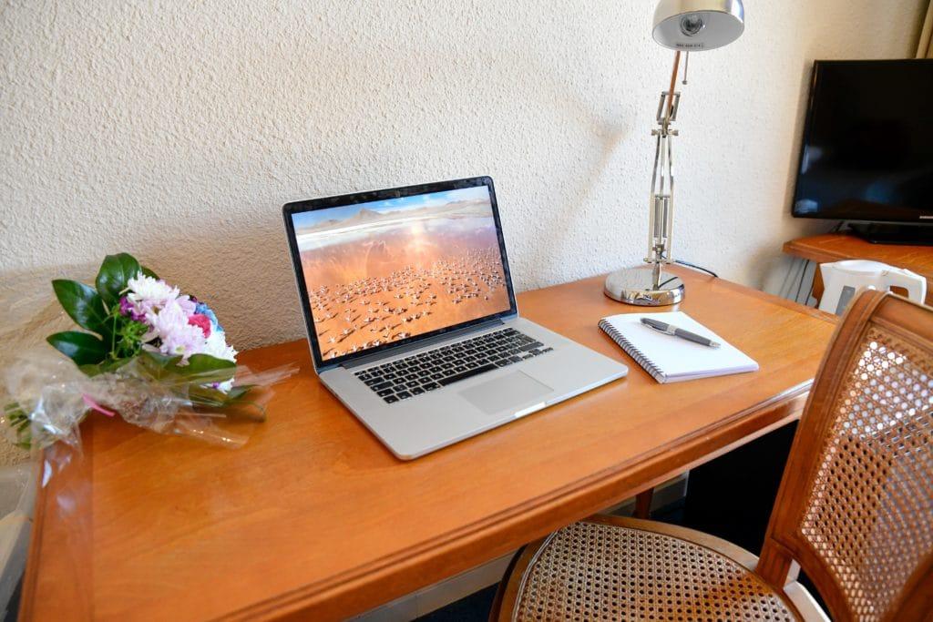 Un espace pour travailler